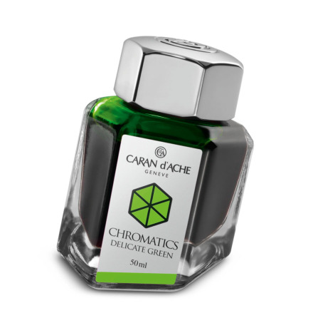 CdA Ink Delicate Green
