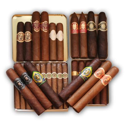 Cigarrpaket - Kompispaket