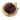 Davidoff Round Cutter Round cutter brun lack