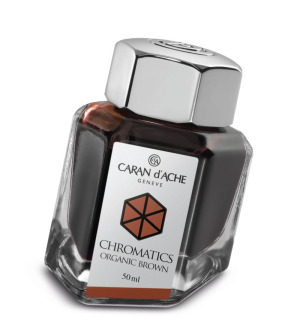 CdA Ink Organic Brown