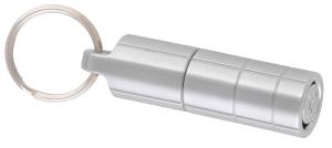Xikar Twist Silver 11mm