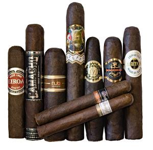 Cigarrpaket - Maduro