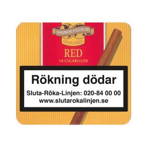 Handelsgold Cigarillos Red Vanilla 10 st