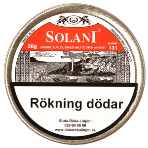 Solani Red 50 gr