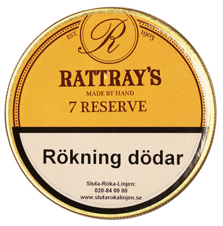 Rattray's 7 Reserve 50 gr