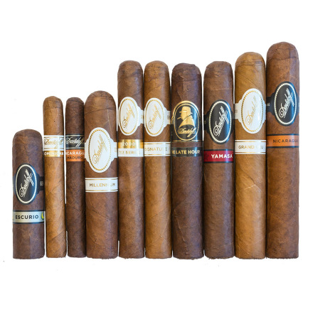 Cigarrpaket - Davidoff