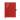 Caran d'Ache 849 Skrivbok A6 röd