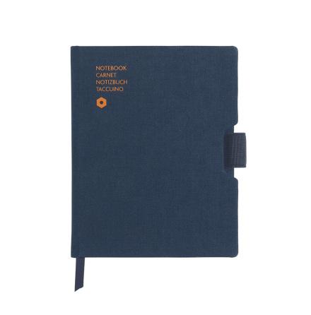 Caran d'Ache 849 Skrivbok A6 blå