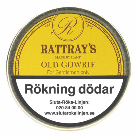 Rattray's Old Gowrie 50 gr
