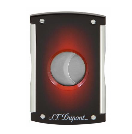 S.T. Dupont snoppare MaxiJet Sunburst Red