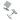 S.T.Dupont Manschettknapp Kvadrat Diamond Head