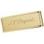 S.T.Dupont Sedelklämma Gold