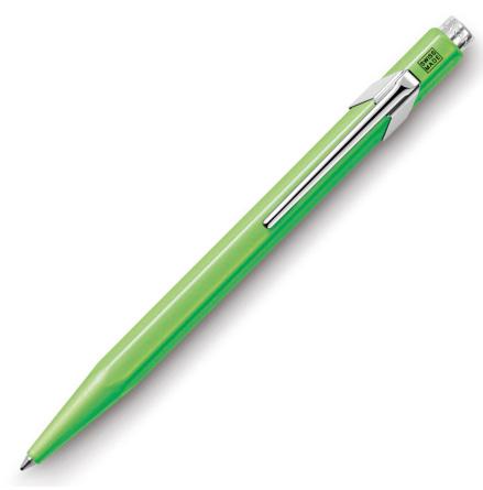 Caran d'Ache 849 Green-Yellow Fluo Kulspets
